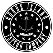 Rhode Island Tattoo Company Logo