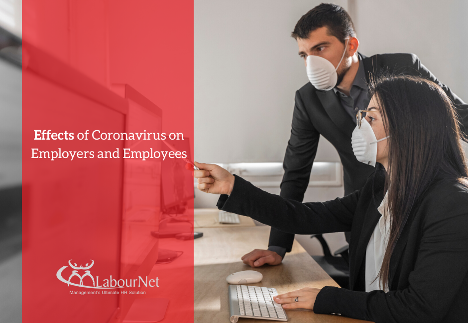 Effects of Coronavirus on Employers and Employees