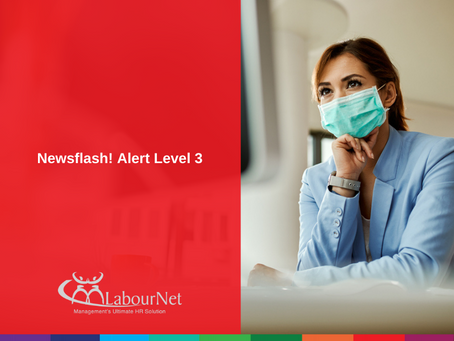Newsflash! Alert Level 3