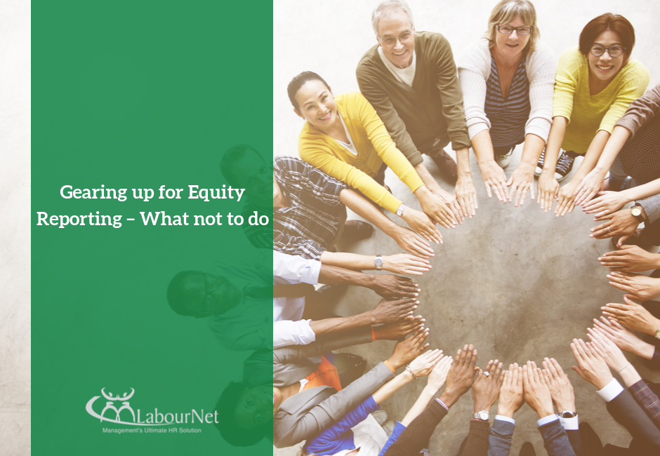 Gearing up for Equity Reporting – What not to do