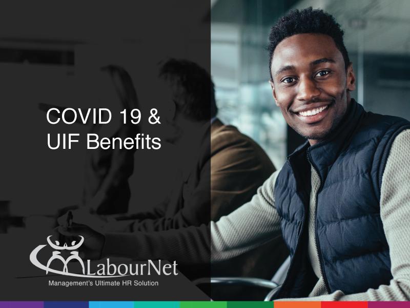 COVID19 & UIF benefits
