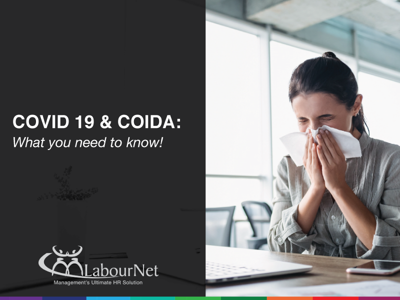 COVID-19 and COIDA: what you need to know