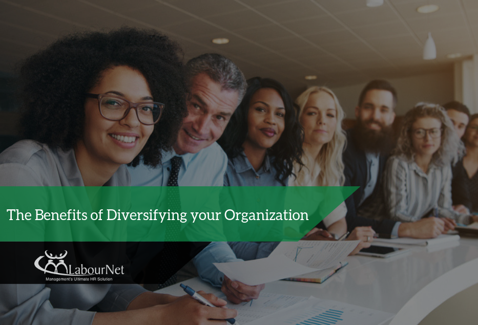 The Benefits of Diversifying your Organization
