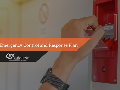 Emergency Control and Response Plan