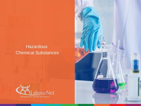 Hazardous Chemical Substances