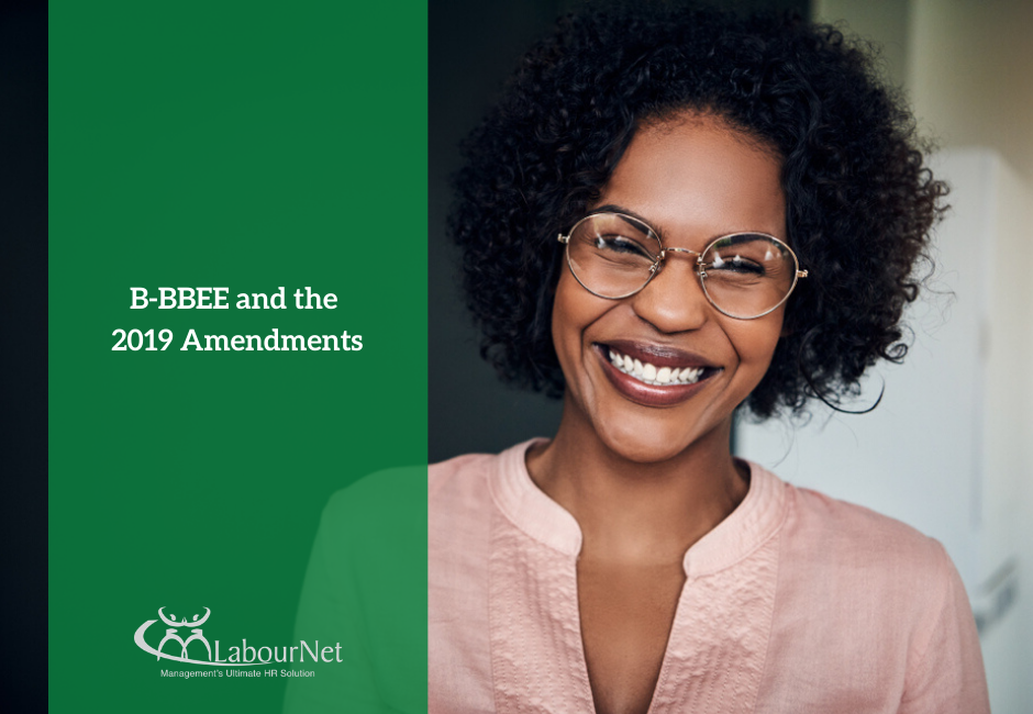 B-BBEE and the 2019 Amendments