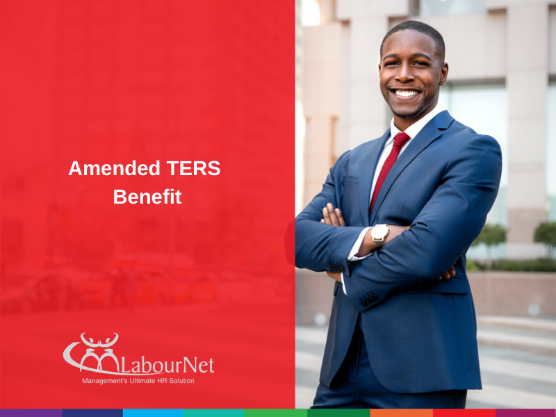 Amended TERS Benefit