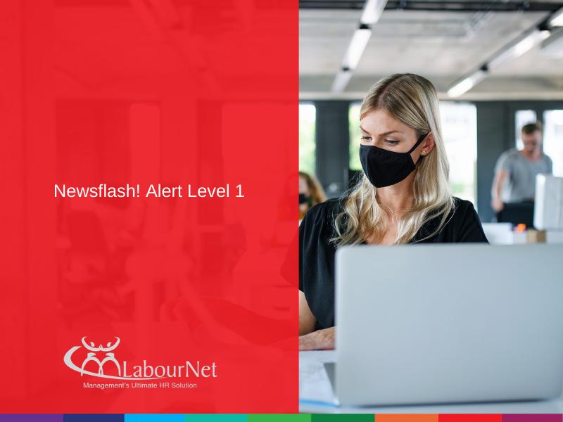 Newsflash! Alert Level 1