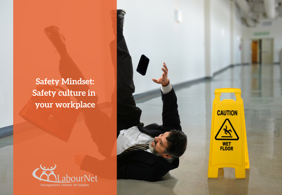 Safety Mindset: Safety culture in your workplace