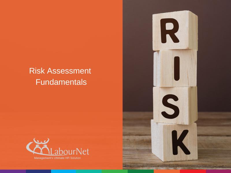 Risk Assessment Fundamentals