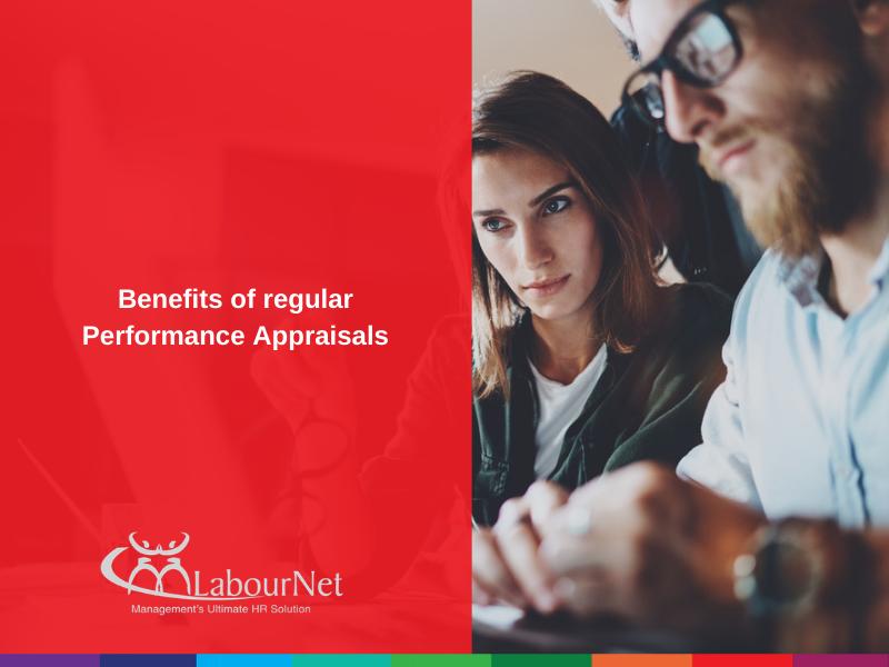 Benefits of regular Performance Appraisals