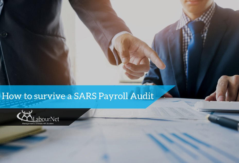 How to survive a SARS Payroll Audit?