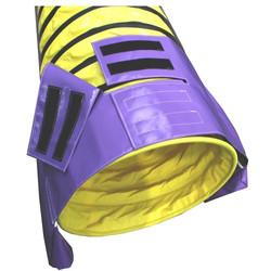 GALICAN Velcro saddlebag