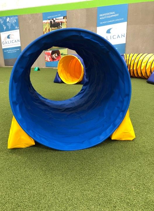 80cm diameter tunnel