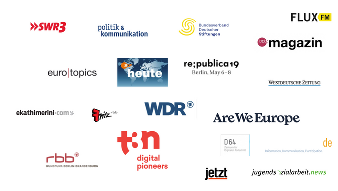 Media Appearances European Elections 201