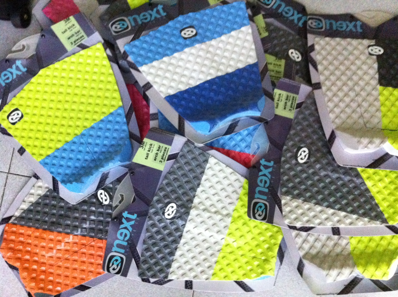 next traction pads