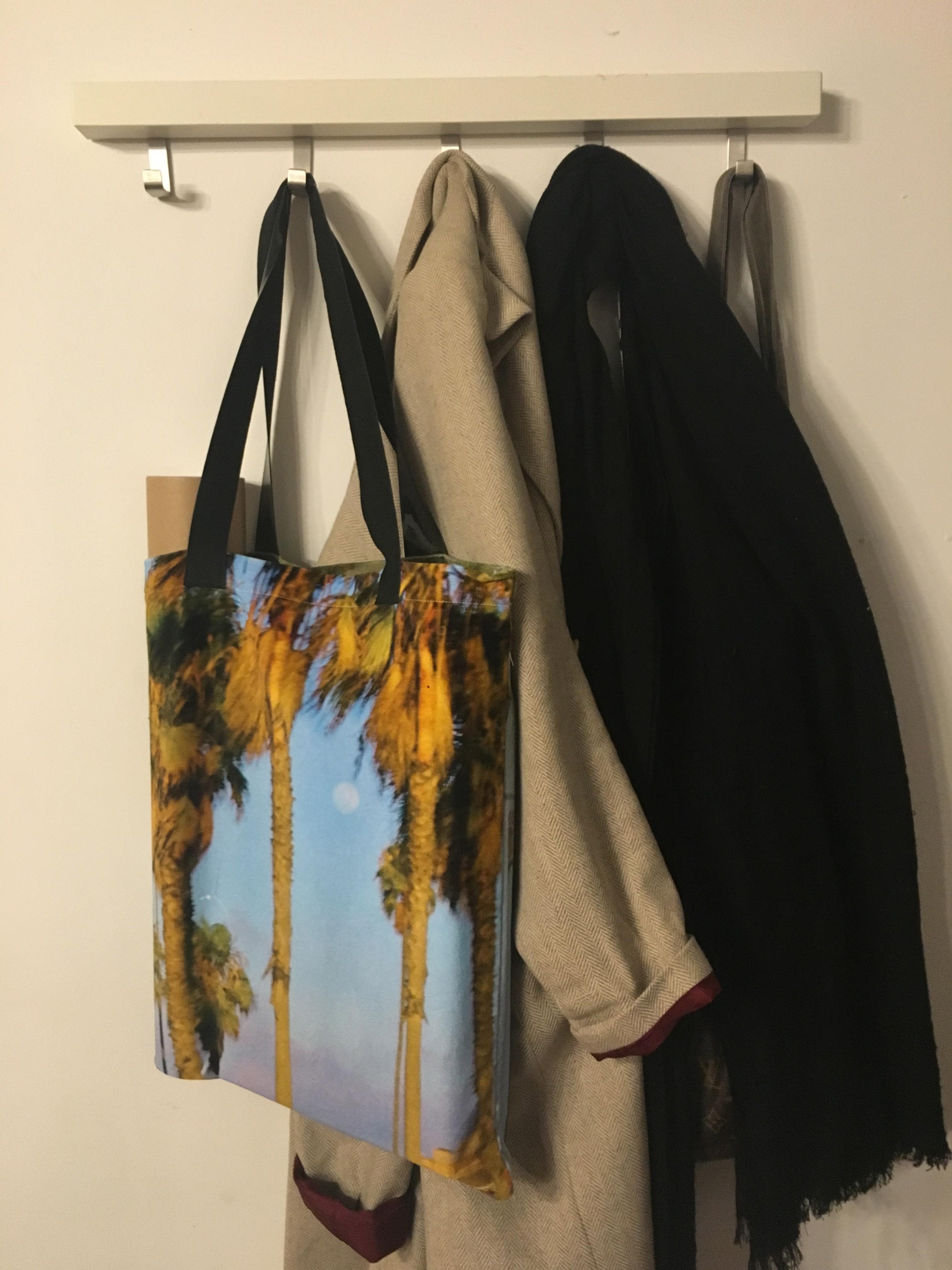 Virgin & Palm Trees