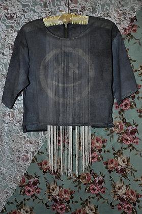 Tye Dye Crop T-Shirt