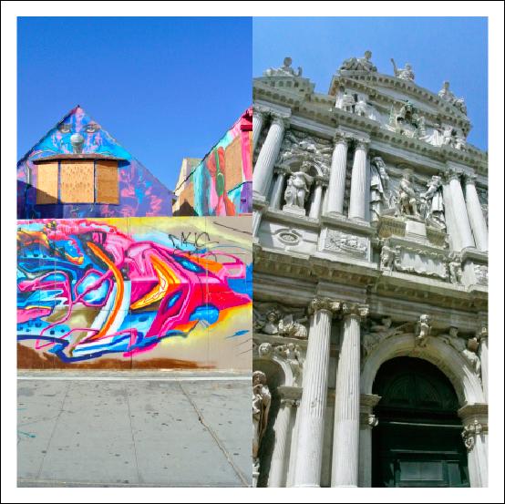 Graffiti & Church