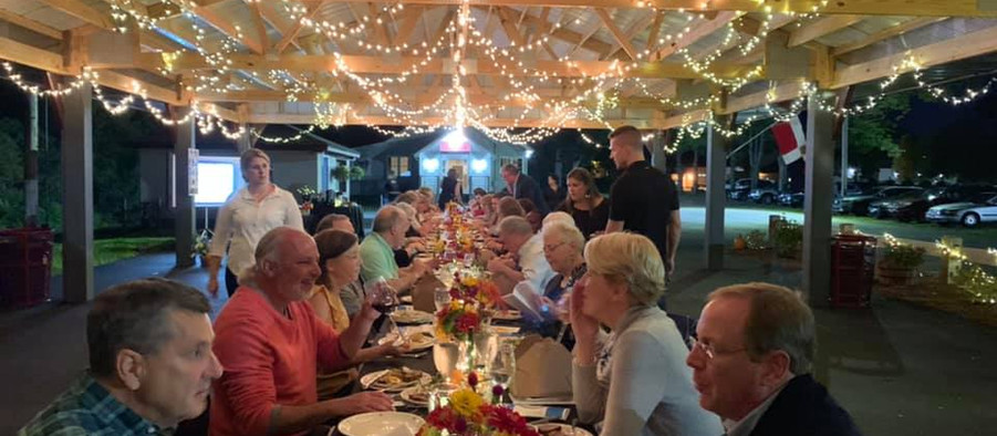 """11th of September:  DR Mission Team """"Farm to Table Extravaganza""""!"""