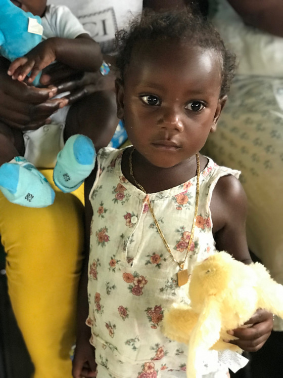 Help Support 1,200 DR Families with Hygiene Kits