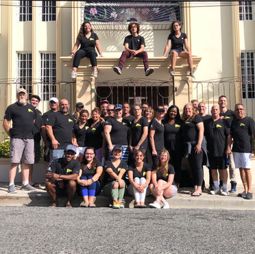 2019 Fall DR Mission Team