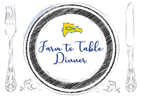 Farm to Table Dinner Set for September 7