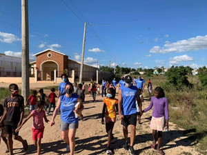 Follow the DR Mission Team in La Romana: June 25 to July 24!