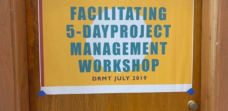 Providing Project Management Training at the Good Samaritan Hospital
