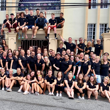 2019 Summer DR Mission Team