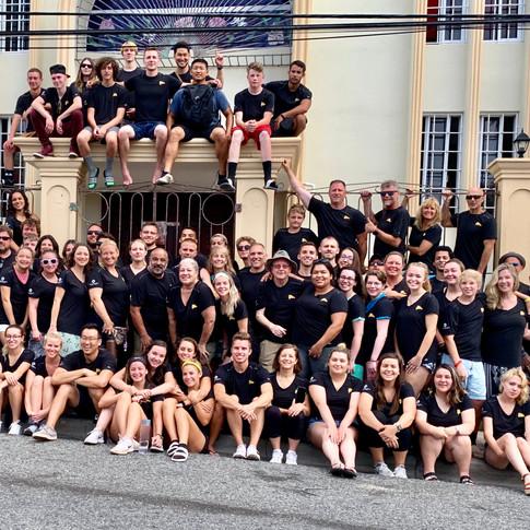 2019 Summer DR Mission Team