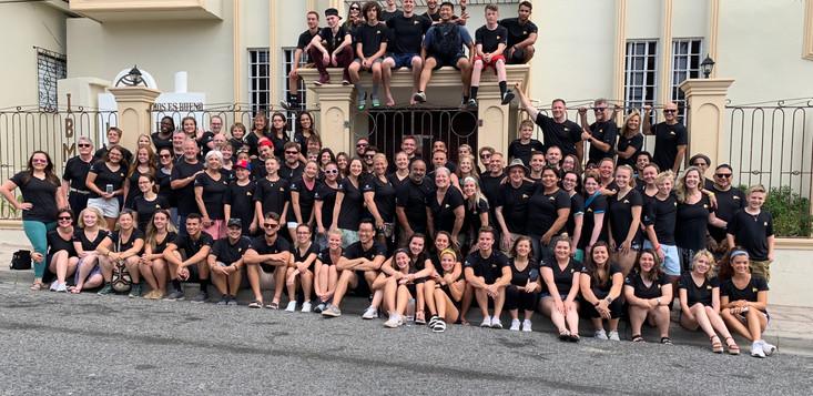 2019 DR Mission Team Summer