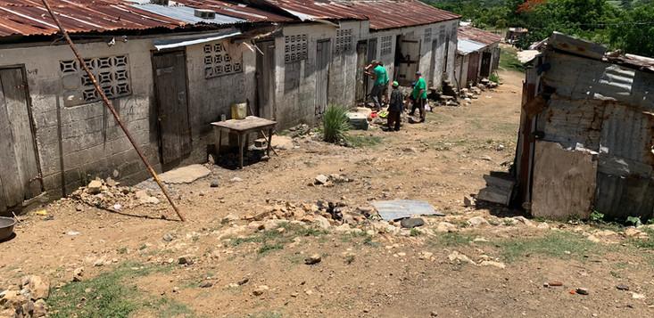 Baricones in La Papita