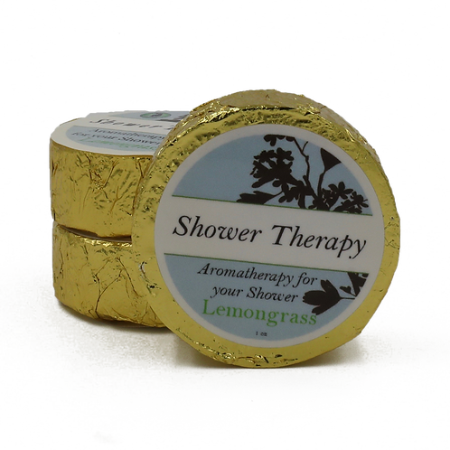 Shower Therapy Lemongrass