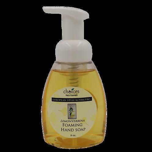 Lemon Verbena Foaming Hand Soap
