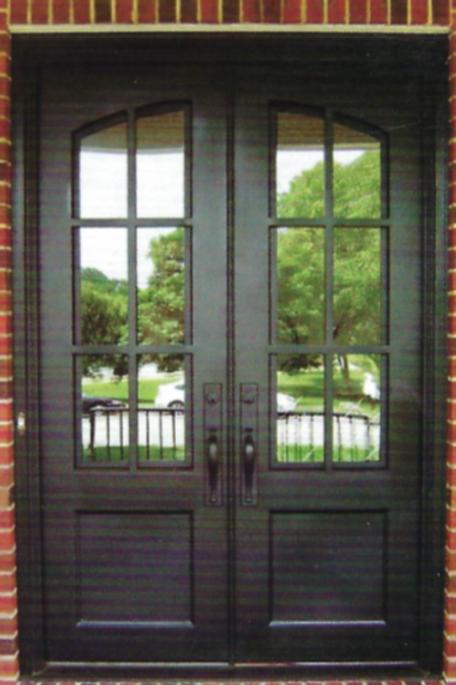 DD-005 Double Door Square Top