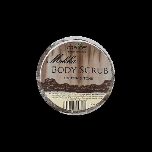 Mokka Body Scrub