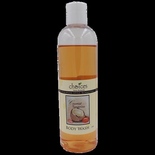 Coconut Tangerine Body Wash