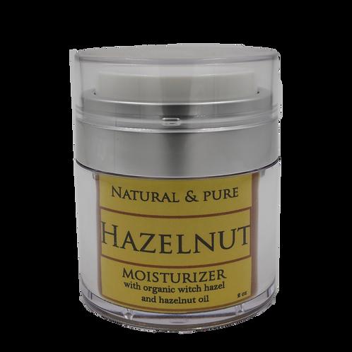 Hazelnut Moisturizer