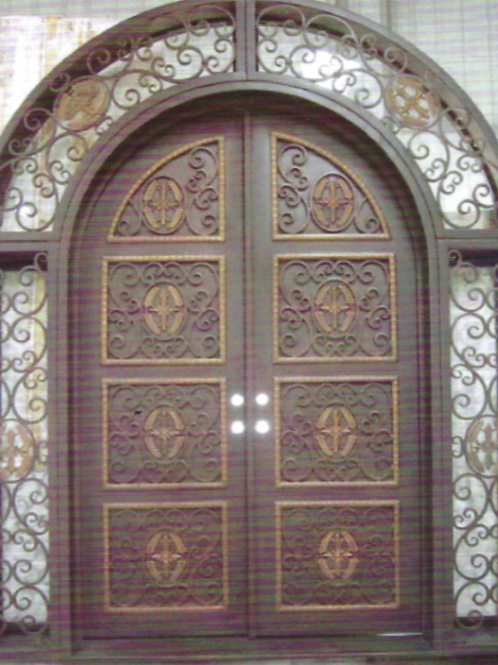 G-004 Gate