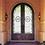 Thumbnail: DD-022 Double Door Radius Top