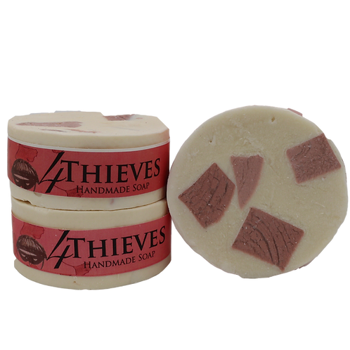 4 Thieves soap