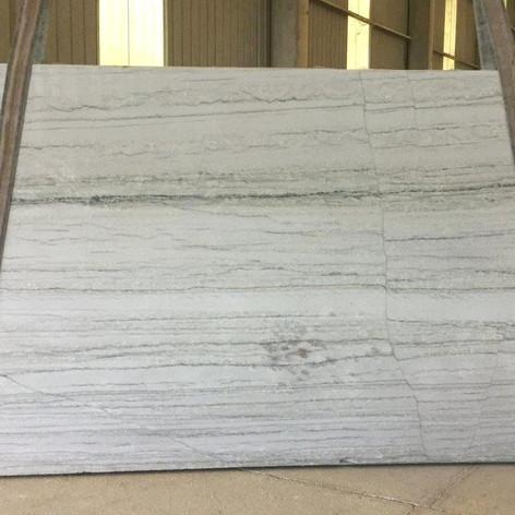 White Macaubas Polished 3cm