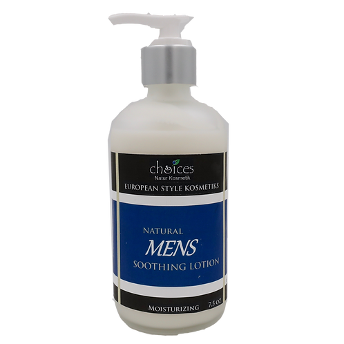 Men's Soothing Lotion