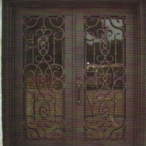 DD-008 Double Door Square Top