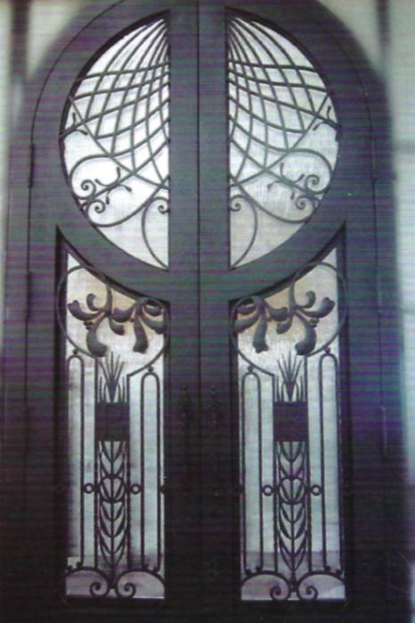 G-008 Gate