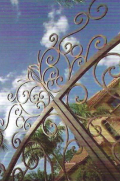 G-015 Gate