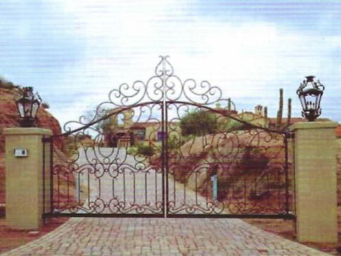G-016 Gate