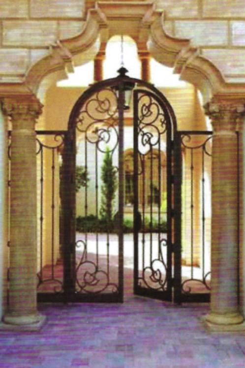 G-002 Gate