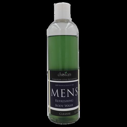 Men's refreshing Body Wash